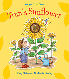 Tom's Sunflower book