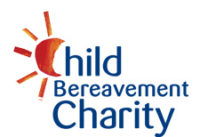 Child Bereavement Charity logo