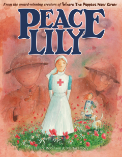 Book cover of Peace Lily