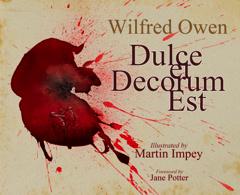 Dulce Et Decorum Est book cover.