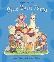 Blue Barn Farm book