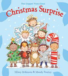 Christmas Surprise book
