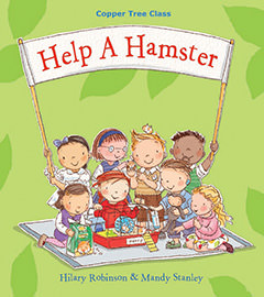 Help A Hamster book