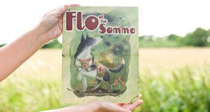 Flo Of The Somme book