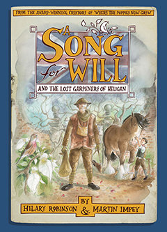 Official cover for Song For Will